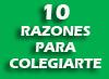 10 Razones para colegiarte