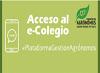 Acceso a E-Colegio