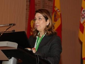 Begoña Nieto. Directora General Desarrollo Rural y Política Forestal MAGRAMA. Congreso Desarrollo Rural