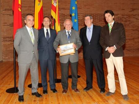 Homenaje a Luis Márquez. Congreso Desarrollo Rural