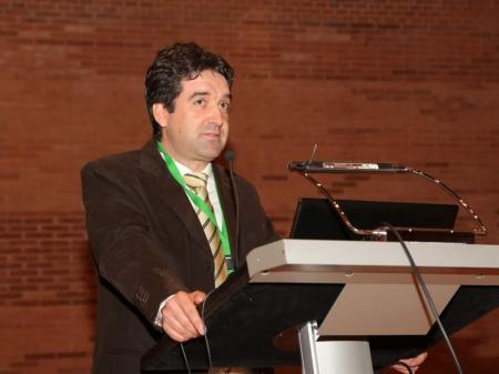 Javier García Ramos. Subdirector Escuela Politécnica Superior de Huesca. Congreso Desarrollo Rural