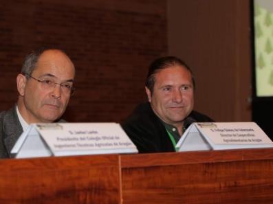 Felipe Gomez de Valenzuela. Cooperativas Agroalimentarias Aragón. IV Congreso Nacional Desarrollo Rural