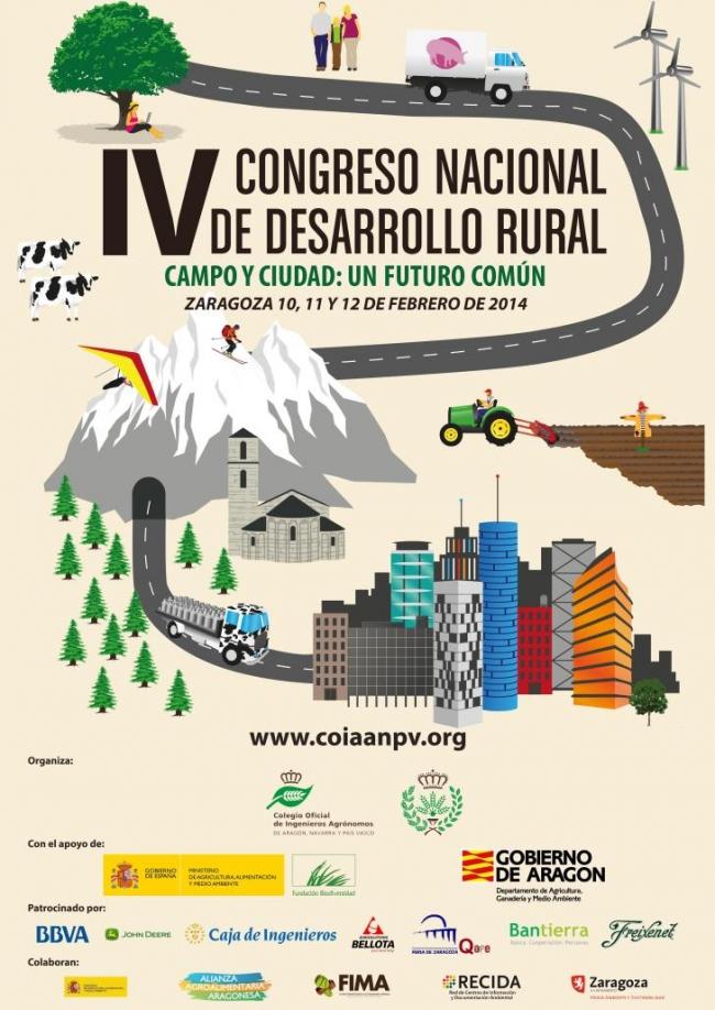 IV CONGRESO NACIONAL DE DESARROLLO RURAL