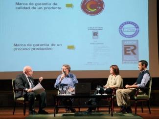José María Íñigo, Miguel Lorente, Cristina Yagüe y Juan Revenga