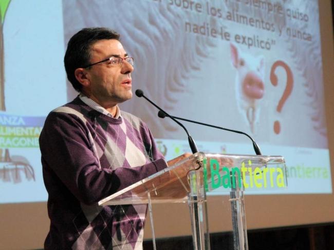 Clausura de las Jornadas, por Javier Lorén, Presidente del Colegio de Ingenieros Técnicos Agrícolas de Aragón