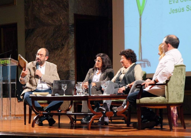 Juan Barbacil, Eva Celada, Paz Ivison, Marta Fernandez Guadaño y Jesus Sanchez
