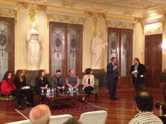 Comunicar con los cinco sentidos. Alianza agroalimentaria Aragonesa. Verde que te quiero verde