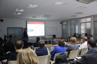 Campus Aula Dei. Colegio Ingenieros Agrónomos, Aragón, Navarra y País Vasco e Ingenieros Técnicos Agrícolas de Aragón