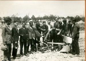 De Rodriguez Ayuso al CITA. Colegio Oficial de Ingenieros Agrónomos de Aragón, Navarra y País Vasco
