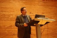Luis Rallo. Jornadas técnicas fruyver, oleotec, enomaq. Alianza Agroalimentaria Aragonesa. Colegio Ingenieros Agrónomos