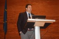Luis Ruiz. Jornadas técnicas fruyver, oleotec, enomaq. Alianza Agroalimentaria Aragonesa. Colegio Ingenieros Agrónomos