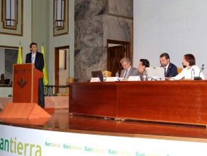 Alianza Agroalimentaria Aragonesa. 2014. Jornada oportunidades empleo en el sector agroalimentario