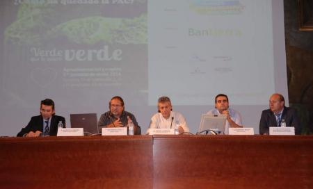 Alianza Agroalimentaria Aragonesa. JORNADA sobre la PAC 2014