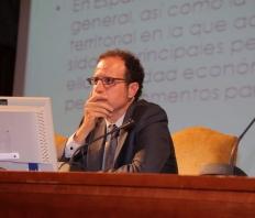 Jesús Nogués. Director General producción agraria Gobierno Aragón. Alianza Agroalimentaria Aragonesa y la PAC