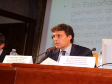 Fernando Miranda. Director General producciones y mercados agrarios del MAGRAMA. Alianza Agroalimentaria Aragonesa
