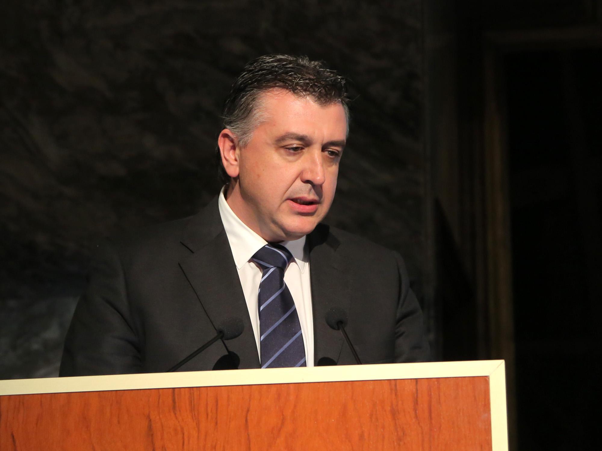 D. Pablo Martínez. UAGA. Alianza Agroalimentaria Aragonesa