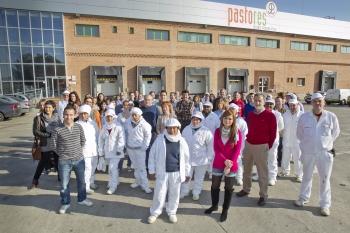 Pastores Grupo Cooperativo. Premio a la industrialización y comercialización agroalimentaria 2015