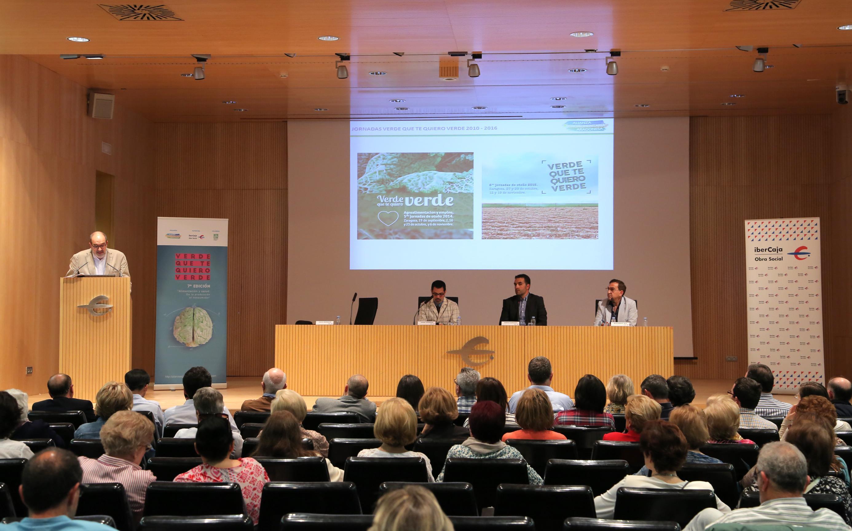 Juan Barbacil, Comunicador de la Alianza Agroalimentaria Aragonesa