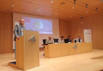 Jesús Pérez, presidente del COITA Aragón y miembro de la Alianza Agroalimentaria Aragonesa