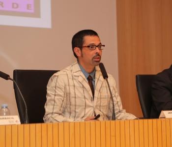Javier Arizmendi. Alianza Agroalimentaria Aragonesa