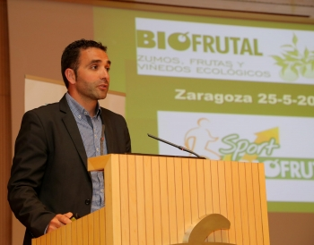 Marcos Barranco. Alianza Agroalimentaria Aragonesa