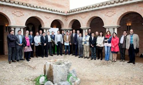 Alianza Agroalimentaria Aragonesa y los DIRCOM Aragón