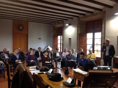 Alianza Agroalimentaria Aragonesa. Colegio Ingenieros Agrónomos Aragón Navarra País Vasco