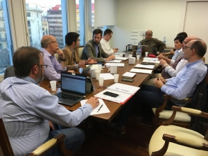 Reunión de Secretarios Técnicos de Colegios de Ingenieros Agrómos