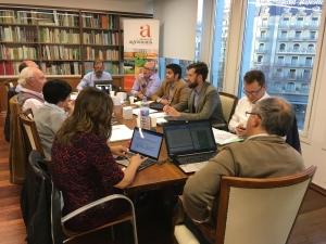 Reunión de Secretarios Técnicos de Colegios de Ingenieros Agrónomos