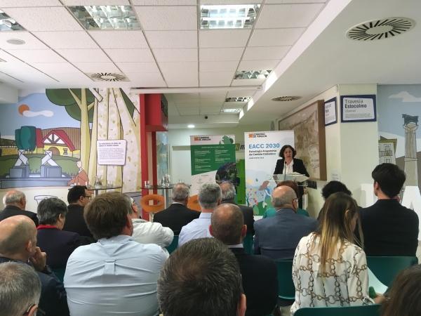 DICTAMEN DE LA PONENCIA ESPECÍFICA DE CAMBIO CLIMÁTICO Y AGUA DE ARAGÓN