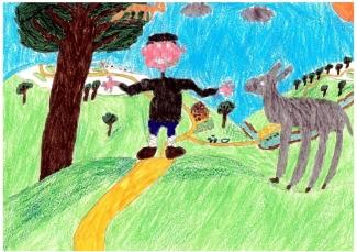 Jon Lorenzo, 8 años