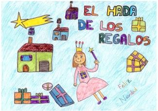 Lucia Equiza, 9 años