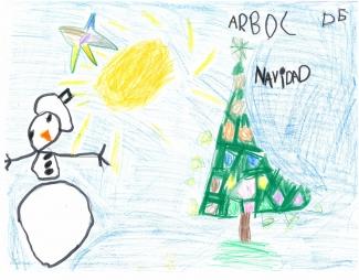 """""""Arbol de Navidad"""" de Jorge Soriano"""