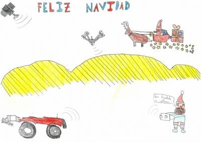 """""""Este año juguetes para todos"""" Dario Cano, 9 años"""