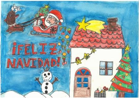 """Marina Cano, 9 años. """"La Navidad con frutas y hortalizas, mucho mejor"""""""